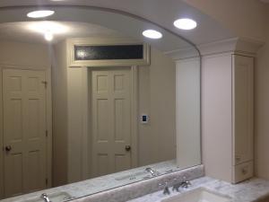Custom Arch Top Tight Fit Mirror